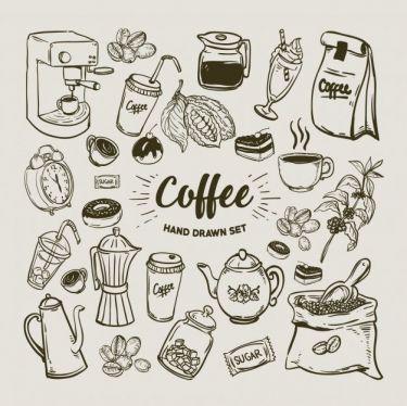 Trang trí 2D quán cafe 05