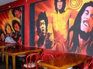 Tranh Phòng karaoke 01