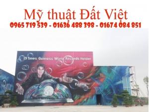 Tranh Tường 3D đẹp - Quận 7, Hồ Chí Minh
