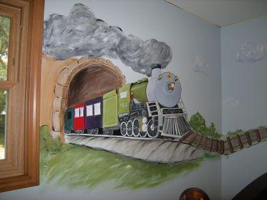 Tranh Tường Phòng Em Bé 06