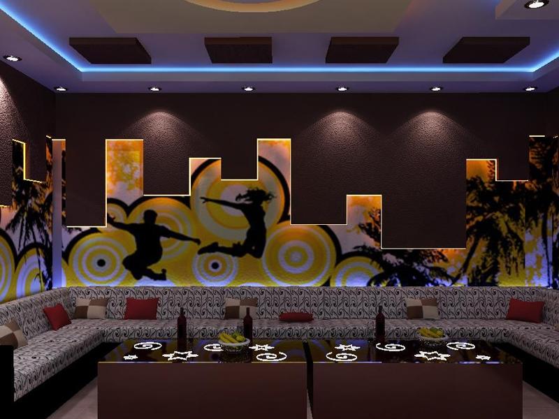 Tranh Phòng karaoke 04